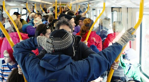 Public transport poses problems for those with mental disorders