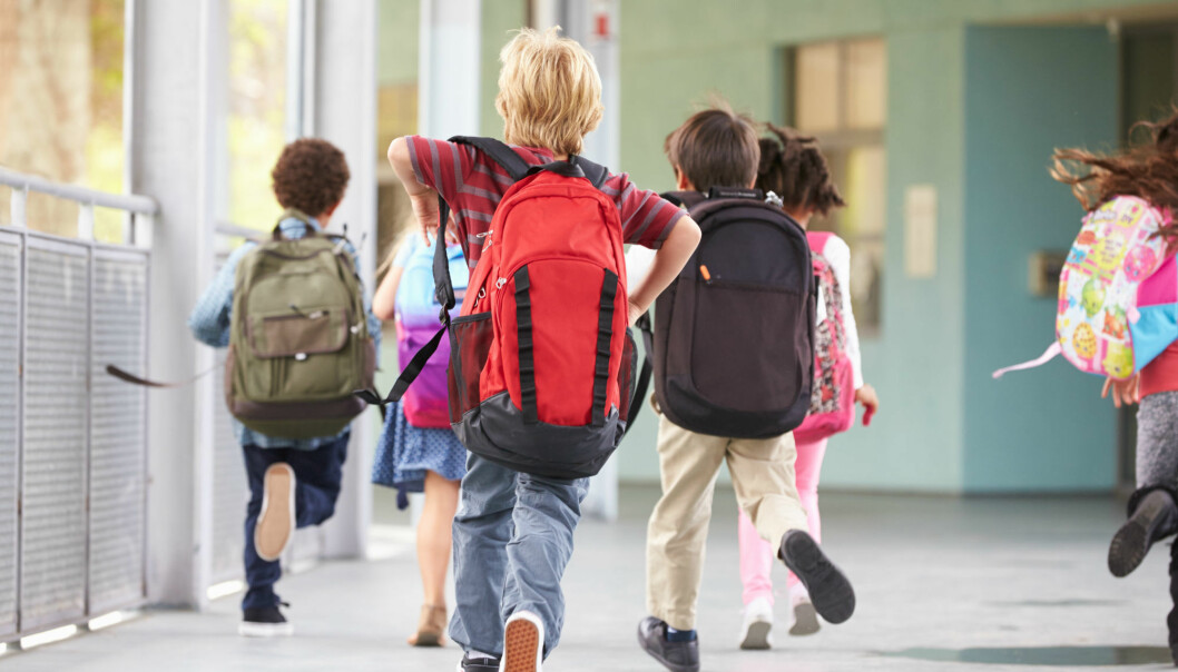 """""""We are probably quick to draw the conclusion that boys who are born late in the year are not mature enough for regular school start,"""" says Sara Cools. (Illustrative photo: Colourbox)"""