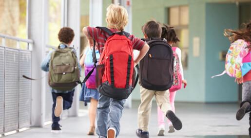 Twice as many Norwegian boys as girls start school late