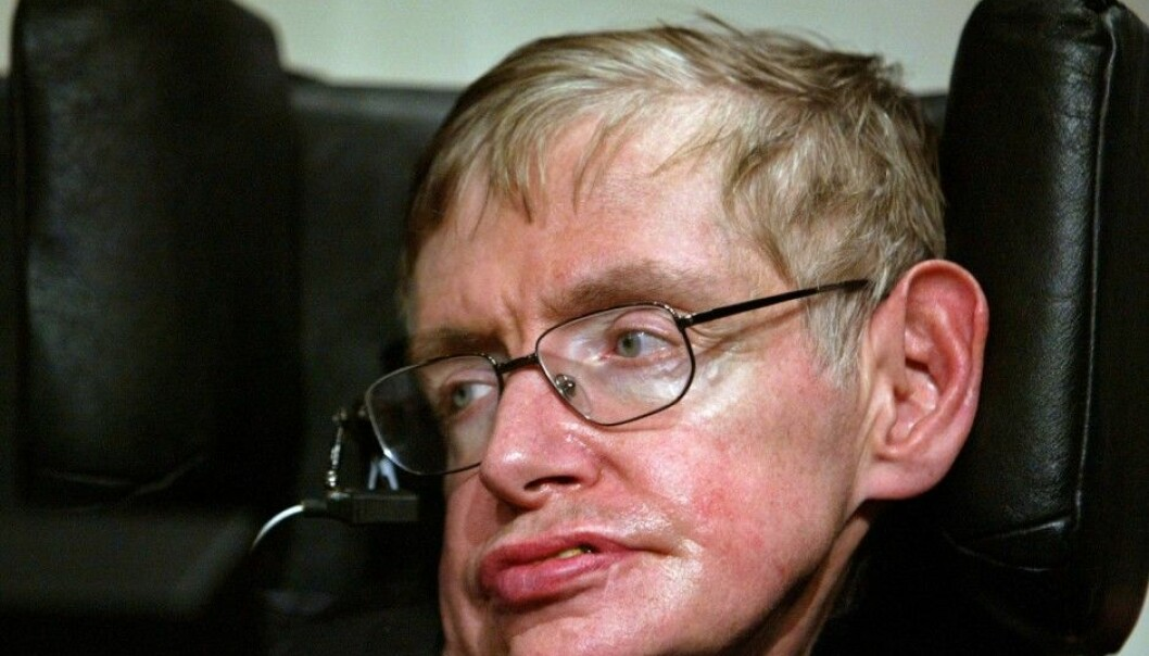 The world-famous astrophysicist Stephen Hawking lived for 50 years with ALS.
