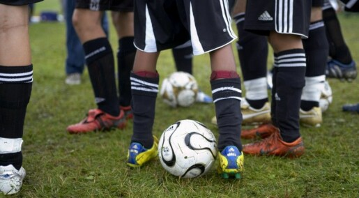 Teens in sports expect parents to be involved