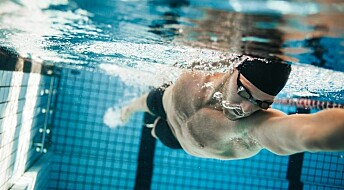 Getting in shape by swimming