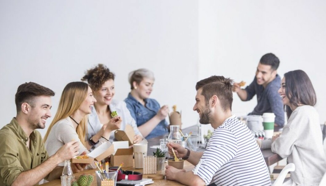 It is important for us to be able to talk openly at work about our private lives. (Photo: Photographee.eu / Shutterstock / NTB scanpix)