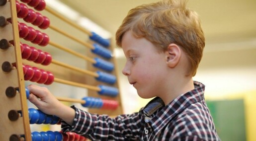 Finnish method helps Norwegian first-graders who struggle with maths