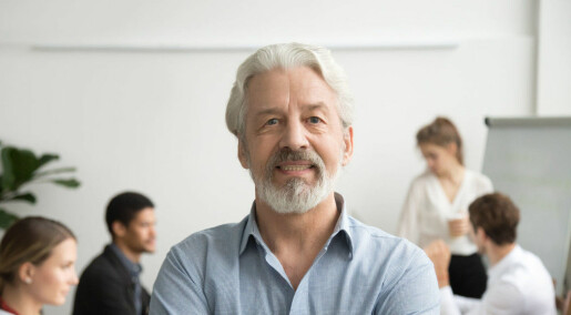 People over 60 prefer to work with 30-year-olds
