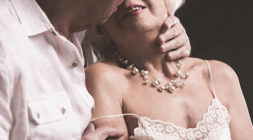 Norwegian grandparents masturbate a lot according to European research on the sex lives of elders