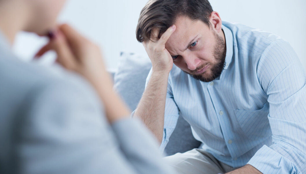 There is always a personal problem behind violence, says psychologist Bente Lømo.