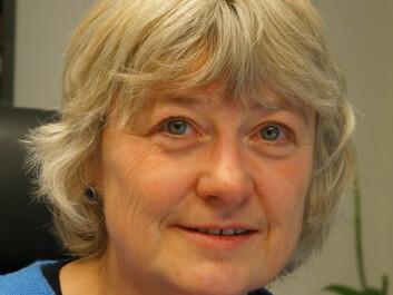 Ellen Brox (Photo: Arnfinn Christensen)