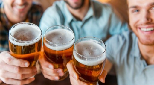 These are the workers who drink the most