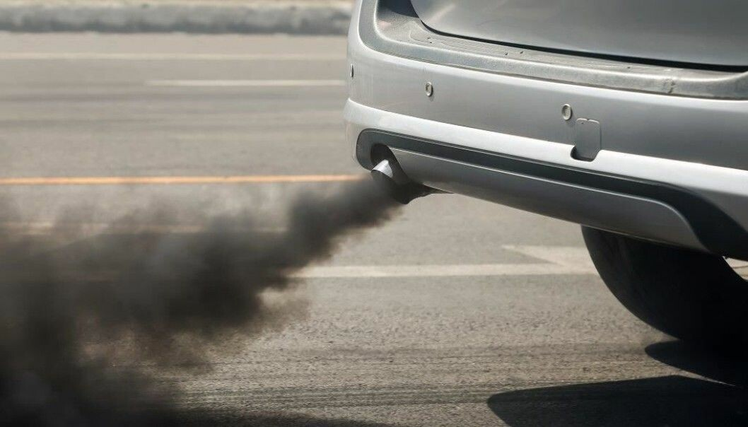 """""""The study supports previous research showing that particles from car exhaust can cause cardiovascular disease,"""