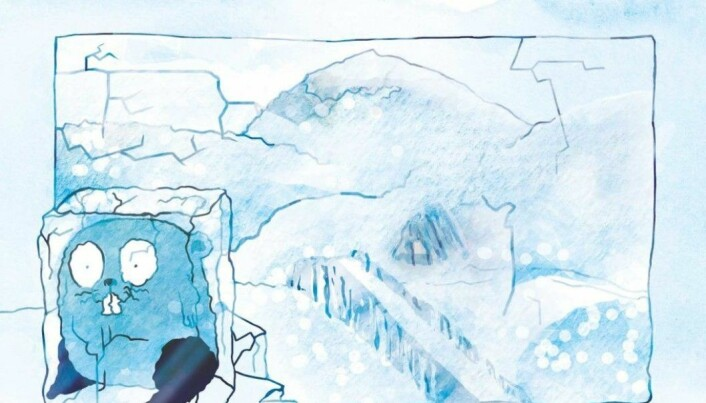 How the last ice age changed Norway