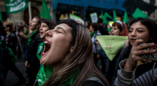 Historic debate moved Argentina closer to the legalisation of abortion