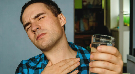 Treating heartburn can reduce the risk of developing oesophageal cancer
