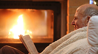 Not so hygge: Cosy lighting prevents elderly people reading in winter