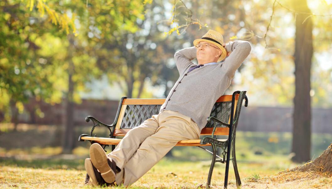 The gender gap in retirement: Norwegian men can afford to retire earlier than women. (Photo: Shutterstock)