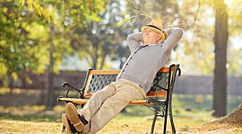 Gender gap in retirement: Norwegian men retire earlier than women