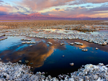 Producing electric-powered items requires batteries, and this requires vast amounts of minerals, in particular, lithium. But mining has severe consequences for the environment. Today most lithium reserves are found in South America in slat pan deposits known as salares. (Photo: Wikipedia)