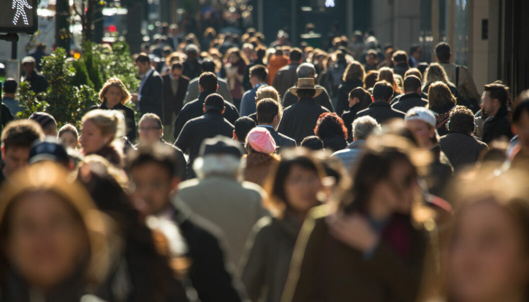 Population growth is slowing, but the world's inhabitants are getting older. Writing in a new opinion article, ecologists argue that we should embrace this trend. (Photo: Shutterstock)