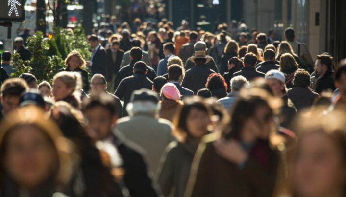 An ageing population is good for us and the planet