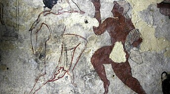 How Etruscans reached the afterlife: orgasm, blood, and erotic dance