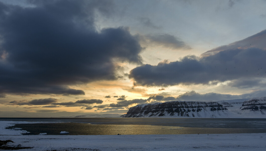 Tempelfjorden in Svalbard. Arctic research and the active role of AMAP were important contributions to the international agreement on mercury. The Minamata Convention on Mercury aims to protect human health and the environment from human-made releases of mercury. Health effects from long-range transported mercury is evident in Arctic wildlife. (Photo: Torunn Slettemark Hovden)