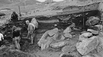 First Stone Age farmers in Norway