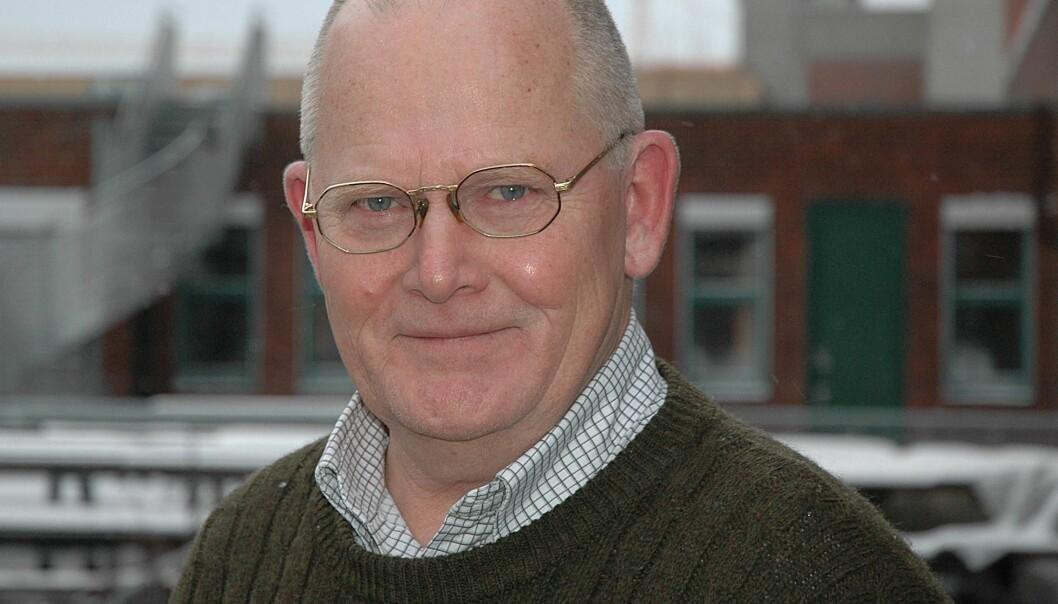 Researcher Petter Kristensen. (Photo: STAMI)