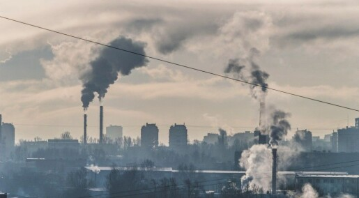 Scientists are removing CO2 from the air to make new products