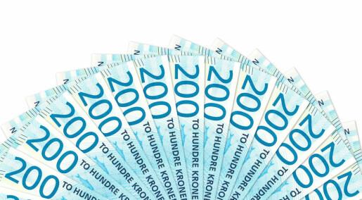 Strong increase in Norwegian pay gap