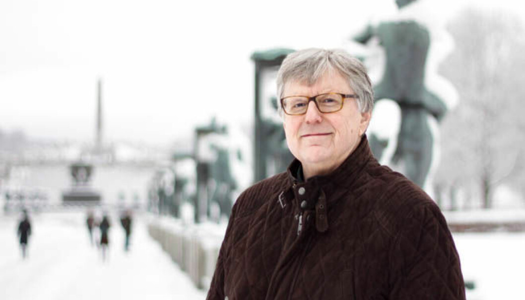 Trygve Gulbrandsen is a researcher at the Institute for Social Research at the University of Oslo. His research has focused on the role of the elite in Norwegian society. (Photo: ISF / Eirin Konstad Nilsen)