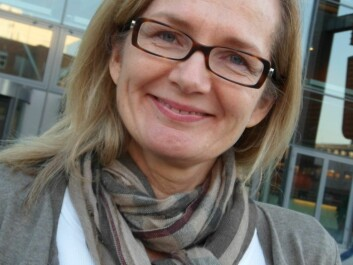Researcher Siri Valseth has taken her docotoral degree in financial economy. (Photo: BI)