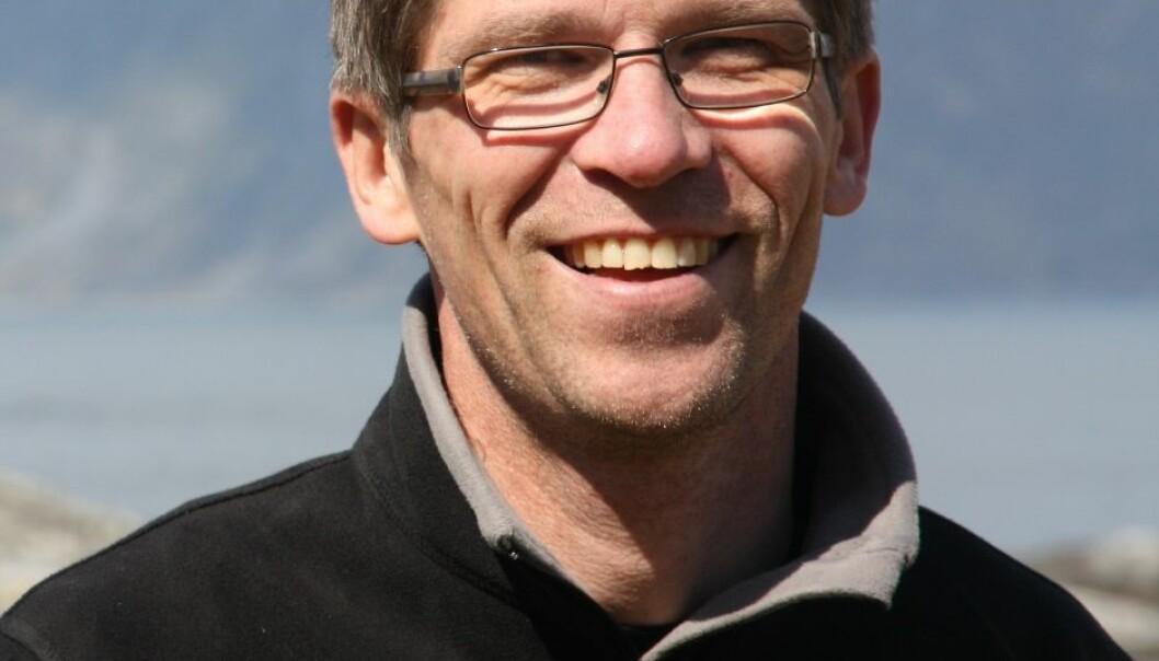 Knut Paasche (Photo: NIKU)