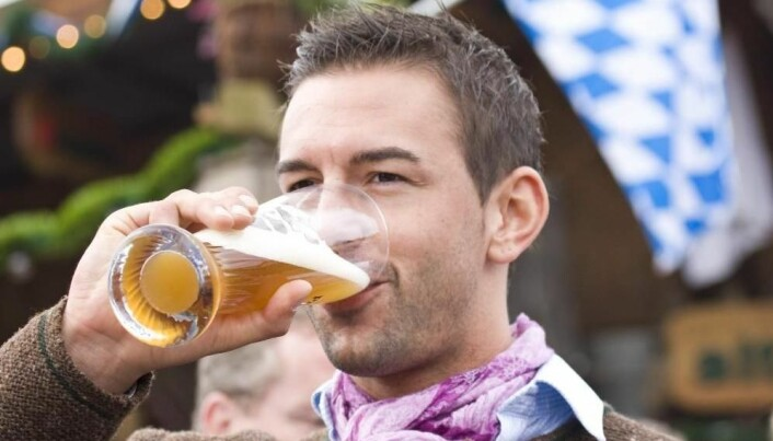 Alcohol reduces the risk of asthma