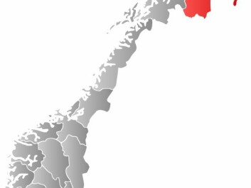 Finnmark is the northernmost county in Norway (Ill.: Wikimedia)
