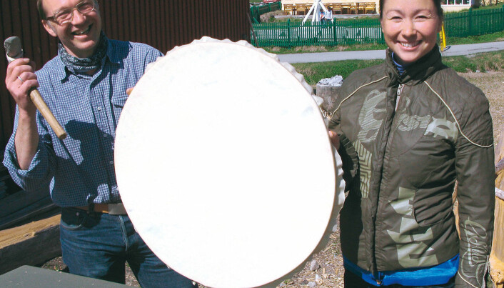 Inuit drum history longer than realised