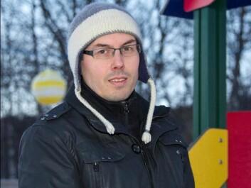 Psychologist Oddgeir Friborg. (Photo: UiT)