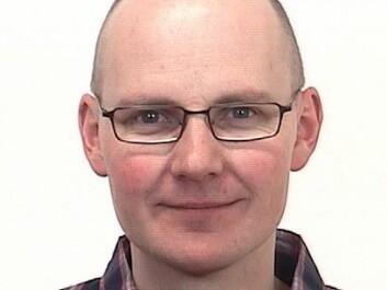 Edvard Sivertsen. (Photo: SINTEF)