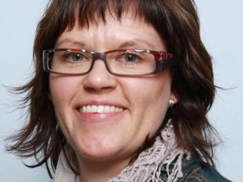 Josefine Skaret is the manager of Nofima's sensory laboratory. (Photo: Colourbox)