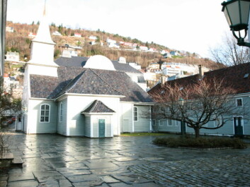 Before it was a church, today it is a museum on Leprosy. (Photo: Nina Aldin Thune, Creative Commons)