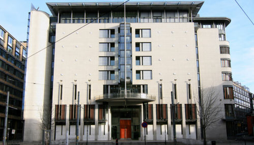 Oslo District Court, where the trial against Anders Behring Breivik takes place (Photo: Mahlum/Wikipedia)