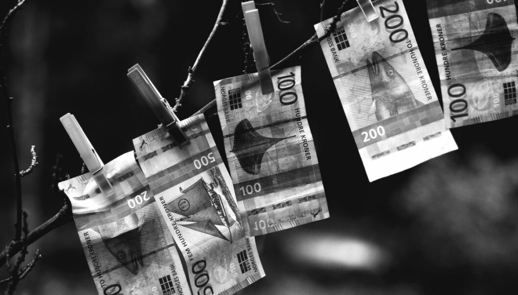 MONEY LAUNDERING: New statistical methods can outsmart money launderers. (Photo: Ola Sæther)