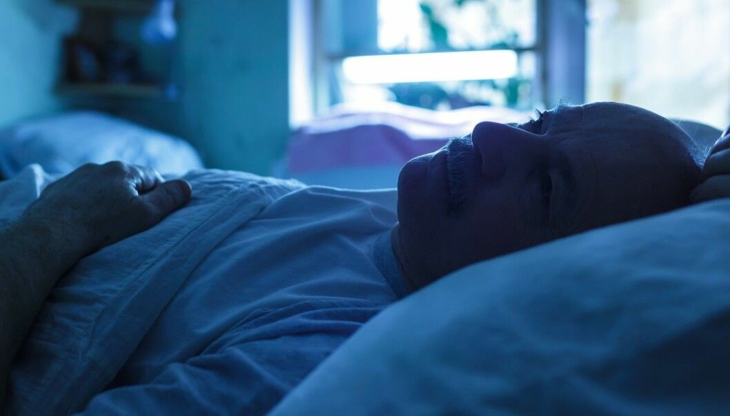 """The public health system doesn't give people enough help with their insomnia. Many people are prescribed sleeping pills, but that's not a good solution over the long run,"" says the researcher behind the new study. (Illustrative image: Koldunov / Shutterstock / NTB scanpix)"