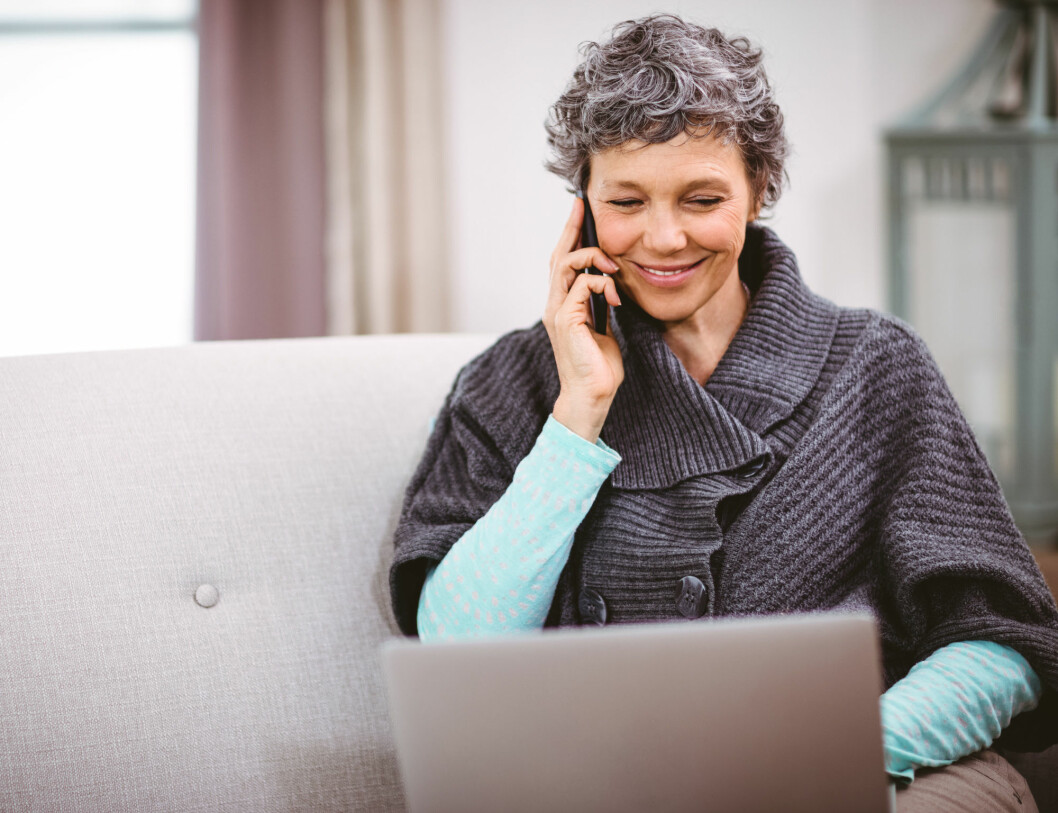 The use of videoconference in healthcare is more varied than one might think, and it is difficult to generalize the pros and cons. (Photo: Shutterstock)