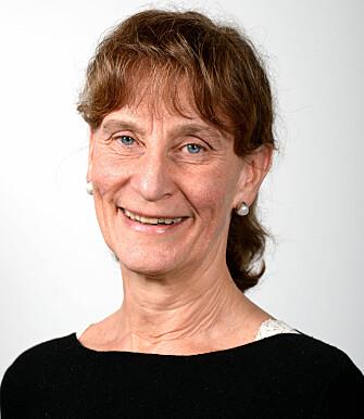 Anne G. Ekeland, senior researcher. (Photo: Norwegian Centre for E-health Research)