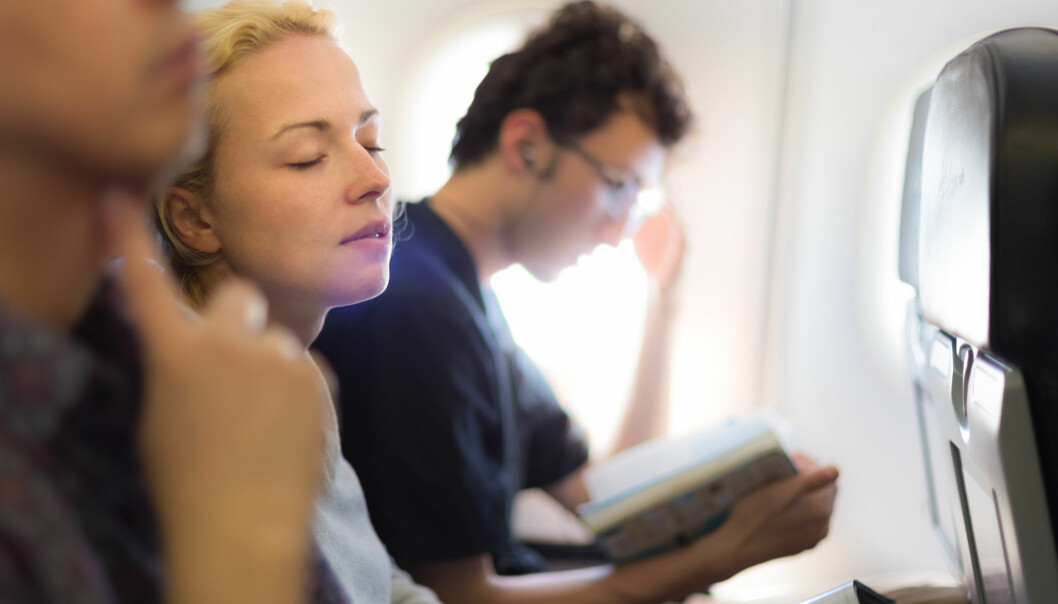 People's fear of flying has dropped over the last 30 years.(Photo: Matej Kastelic / Shutterstock / NTB scanpix)