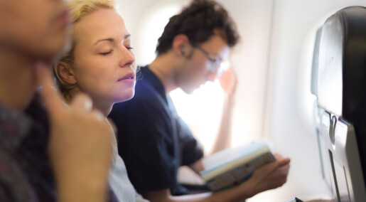 People are less afraid of flying now than in the 1980s