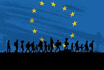 Most migrants in Europe are not prone to depressive symptoms compared to the local population. (Illustration: Colourbox)