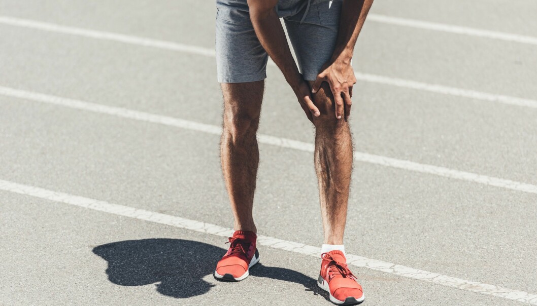 We don't really know much about the long-term prognosis for patients with knee cartilage damage who are treated with different surgical methods, and researchers and doctors don't agree on what is the best treatment method, according to a researcher behind a new study. (Photo: Colourbox)