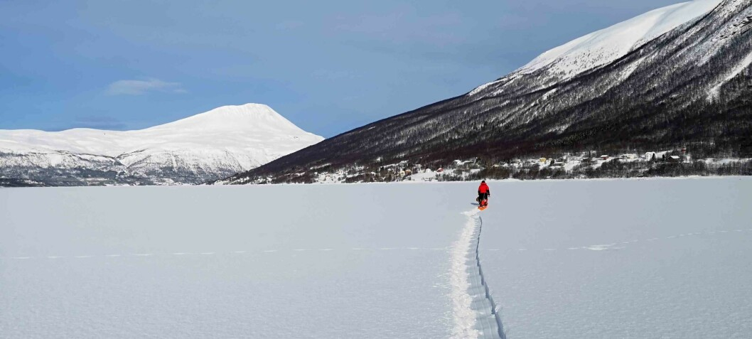 How studies of Norwegian fjord ice can help create a safer future for the arctic