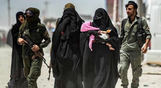 Our image of ISIS women is incomplete